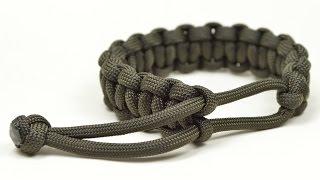 """Bracelet en paracorde dit """"de survie"""" Mqdefault"""
