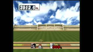 Home Run Contest – Over 6000 feet with Game and Watch