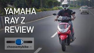 Yamaha Ray Z : ChooseMyBike.in Review