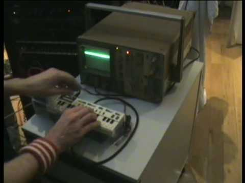 'I Look Into Mid Air' on circuit-bent Casio VL Tone
