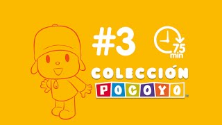 Pocoyó - dibujos para niños   Hora y media de episodios completos PARTE 3