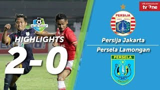 Video Persija Jakarta vs Persela Lamongan 2-0 All Goals & Highlights MP3, 3GP, MP4, WEBM, AVI, FLV Mei 2018