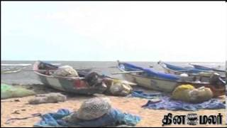 Fisher Not to go to Sea Says Ramanan - Dinamalar Dec 8th 2013 Tamil Video News