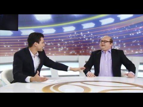 Пародия на программу «Великий футбол» (видео)