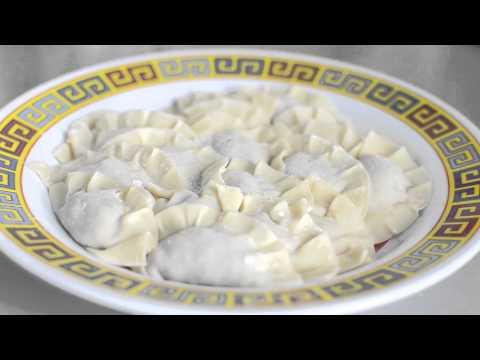 how to fill dumplings