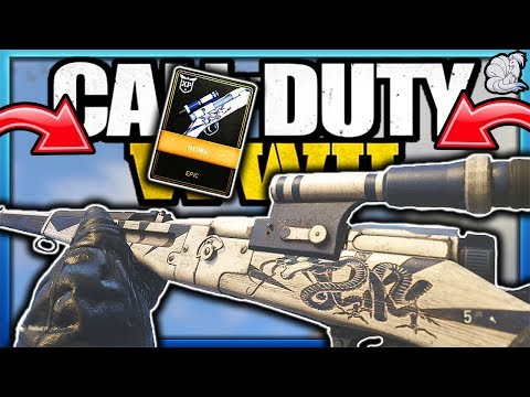 Is The Epic TYPE-38 (Hydra) WORTH It? | COD: WW2 (Multiplayer & Zombies Review)