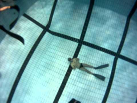 GOPRO cours d'apnée à la piscine de bréquigny rennes 35