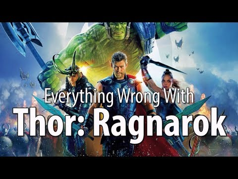 Funny movies - Everything Wrong With Thor Ragnarok In 15 Minutes Or Less