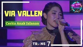 CERITA ANAK JALANAN - VIA VALLEN   'VIA VALLEN' DANGDUT NEVER DIES (01/05/18)