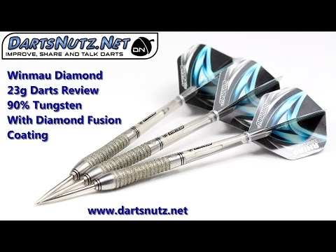 Winmau Diamond 23g darts review