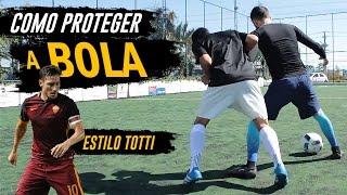 Video COMO PROTEGER A BOLA (Estilo Totti) - Aprenda lances e jogadas com videos efetivos de futebol MP3, 3GP, MP4, WEBM, AVI, FLV Juni 2018
