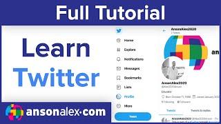 Twitter Tutorial 2020 - Beginner's Training Guide