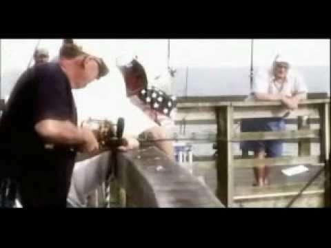 NC State Record Tarpon off SeaView Fishing Pier