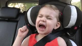 AJR WEAK BY KID IN CAR - CAUGHT HER SINGING IN THE BACKSEAT!