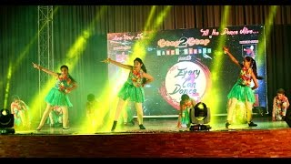 OYE OYE | Volume High Karle | Besharmi Ki Height | Step2Step Dance Studio