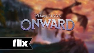 8. Disney Pixar - Onward - First Look: The Story & Cast (2020)