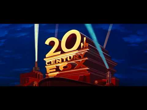 20th Century Fox Logo (1953) [with 1935 Fanfare #1] [HD]