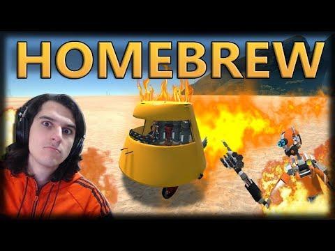 , title : 'Jogando Homebrew - O MAGNÍFICO PUDIMÓVEL!!!'
