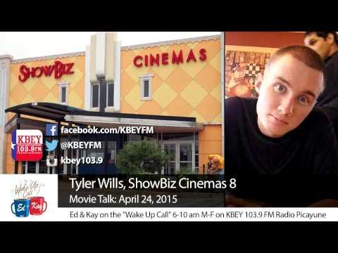 Movie Talk with ShowBiz Cinemas' Tyler Wills: April 24