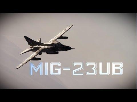 The anticipated DCS: MiG-23UB Flogger-C...