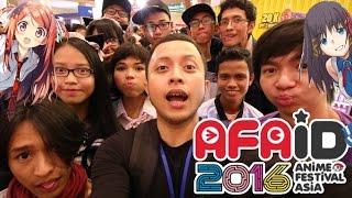 Video ACARANYA PENCINTA ANIME !! - AFAID 2016 Jakarta Vlogs MP3, 3GP, MP4, WEBM, AVI, FLV Februari 2018