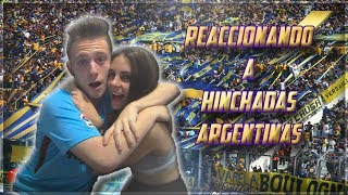 Video ESPAÑOL REACCIONA A LAS HINCHADAS DE ARGENTINA (CON MI NOVIA)!!! | BARRAS BRAVAS ARGENTINA MP3, 3GP, MP4, WEBM, AVI, FLV Agustus 2018