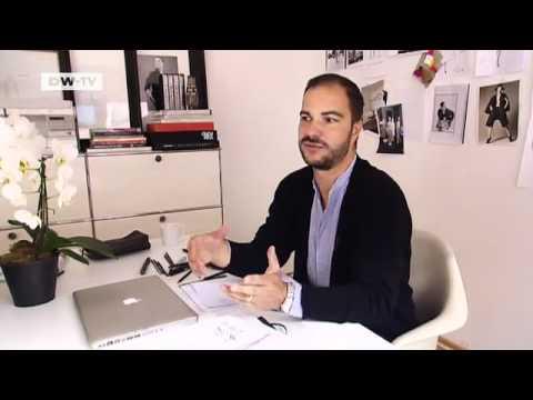 Fashion Designer René Storck | euromaxx