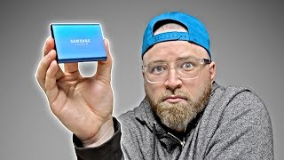 Video DON'T Buy A Portable Drive Without Watching This... MP3, 3GP, MP4, WEBM, AVI, FLV Agustus 2018