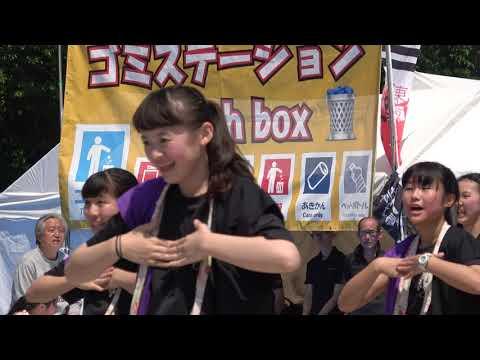 八王子市立みなみ野中学校1@2018 東京舞祭「春」