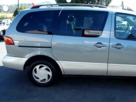 Toyota sienna used car снимок