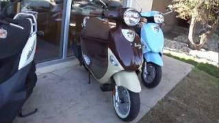 7. 2012 Genuine Scooter Buddy 170i