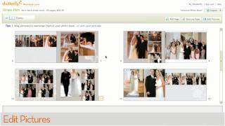 How to Make a Shutterfly Photo book with Simple Path