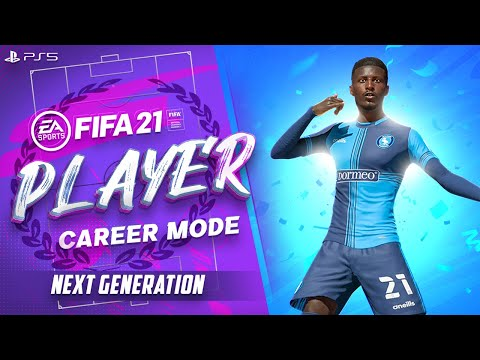#8 IT'S TIME TO GO!!! NEXT GEN FIFA 21 Player Career Mode