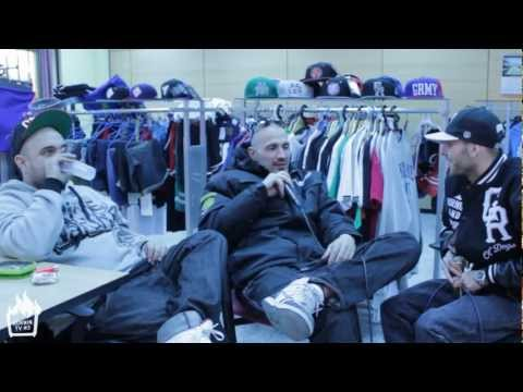 BURNIN' TV. Entrevista a Rafa y Moreno, fundadores de Grimey