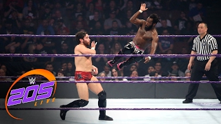 Nonton Rich Swann vs. Noam Dar: WWE 205 Live, Feb. 14, 2017 Film Subtitle Indonesia Streaming Movie Download