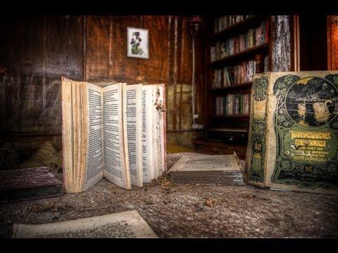 casa abbandonata in germania!