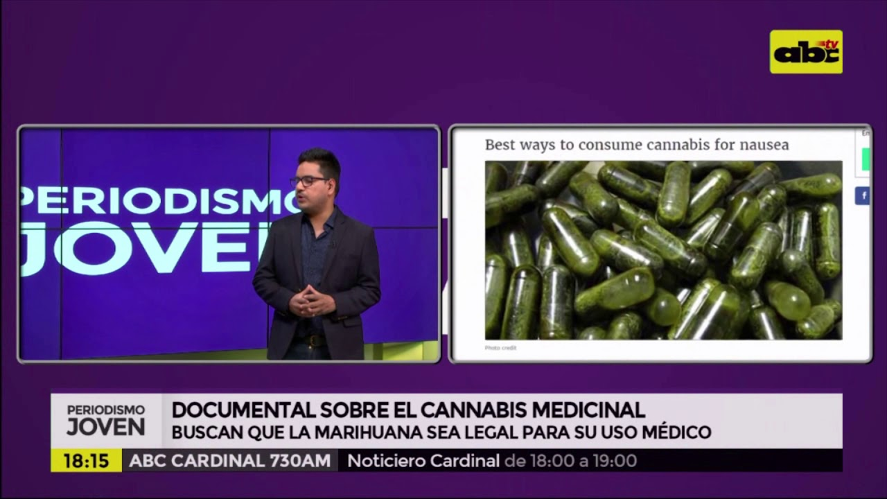Documental sobre cannabis medicinal