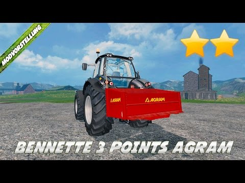 Bennette 3 points Agram v2.0