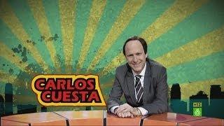 Carlos Cuesta: El potro del TDT Party