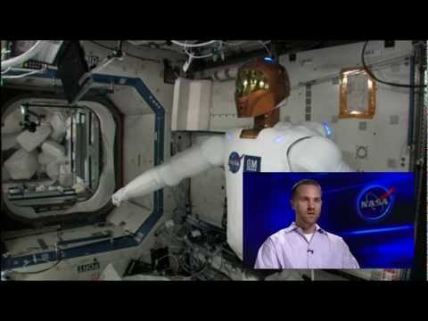 Team Stellar News - Robonaut 2