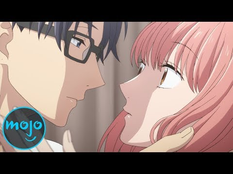 Top 10 Anime About Love (Ft. Todd Haberkorn)