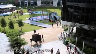National University of Singapore Campus