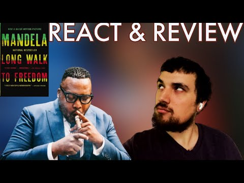 REACT AND REVIEW || Stogie T Honey and Pain Reaction and Long Walk To Freedom Book review