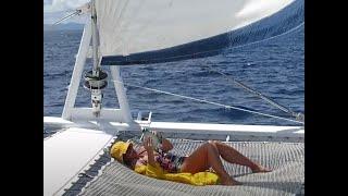 Sailing Bora Bora French Polynesia Poseidon Charters.
