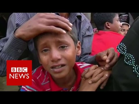 Rohingya Muslims 'hated and hounded from Burmese soil' BBC News