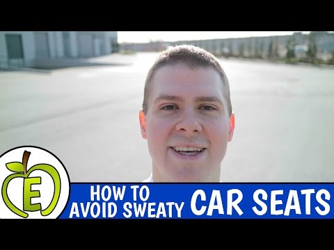 2 Simple Tips To Prevent Sweaty Car Seats After A Workout