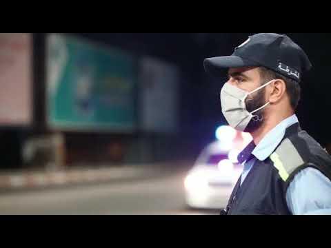 إجراءات شرطة المرور لتنفيذ حالة الطوارئ في مواجهة جائحة كورونا