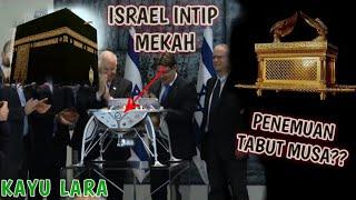 Video ISRAEL INTIP KEISTIMEWAAN KAKBAH DAN PENEMUAN TABUT MUSA MP3, 3GP, MP4, WEBM, AVI, FLV Maret 2019
