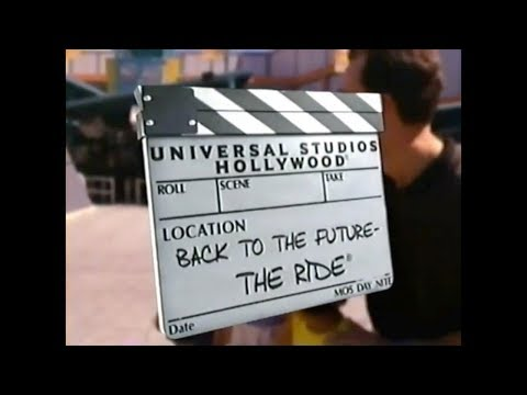 Back to the Future: The Ride at Universal Studios Hollywood (2001)