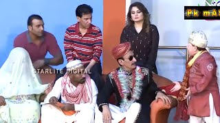 Video New Best Of Amanat Chan and Iftikhar Thakur Pakistani Stage Drama Full Comedy Funny Clip MP3, 3GP, MP4, WEBM, AVI, FLV Mei 2018